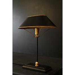 Black Gold Table Lamp