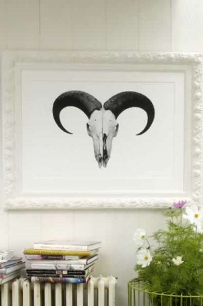 Limited Edition Framed Print by Kate Kessling - Take the Bull by the Horns