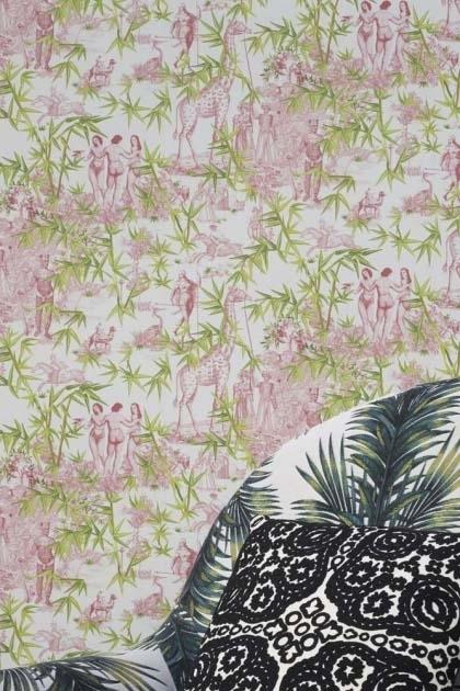 Christian Lacroix Au Thèâtre Ce Soir Collection - Exotisme Wallpaper - 4 Colours Available