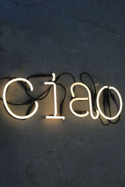 CIAO LED Neon Light