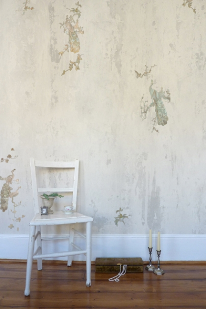 Elli Popp Fabry Perot Wallpaper - 4 Colours Available