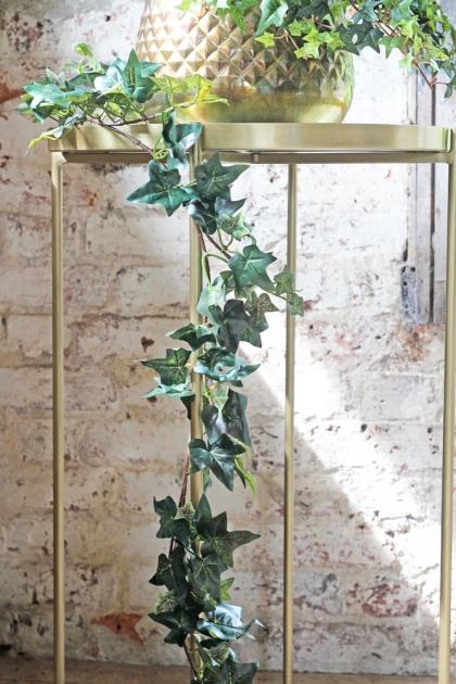 Faux Trailing Ivy Garland - 185cm