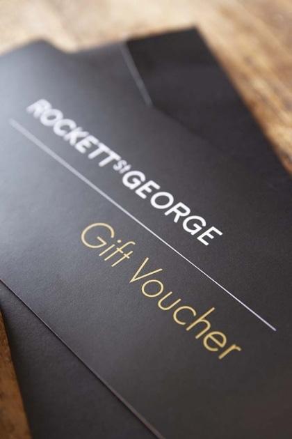 Gift Cards & E Vouchers