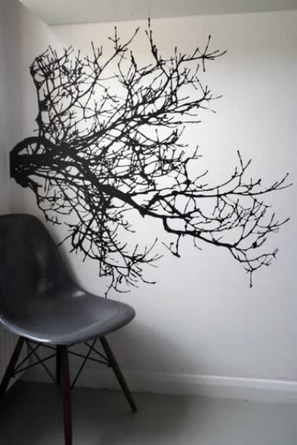 Harvey Branches Wall Sticker