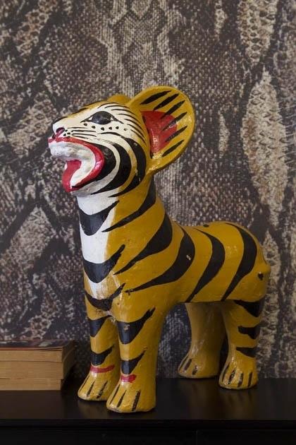 Indian Tiger Money Box