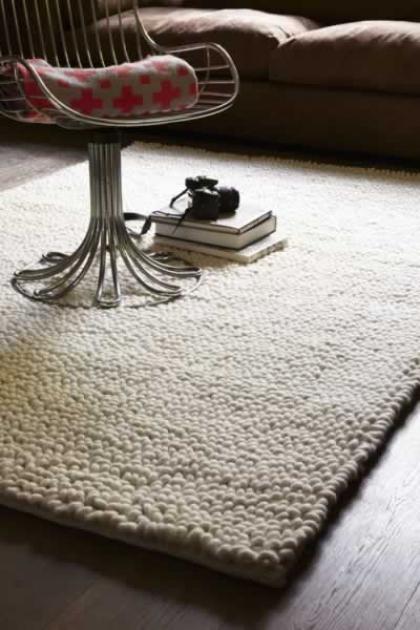 Jessica Chunky 100% Wool Rug