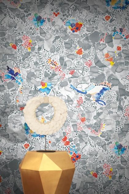 Feathr La Cueillette Wallpaper - Dawn