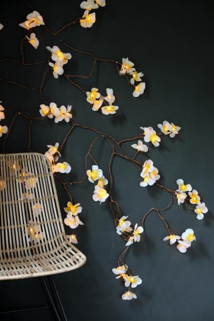 Pretty Flower Light Chain