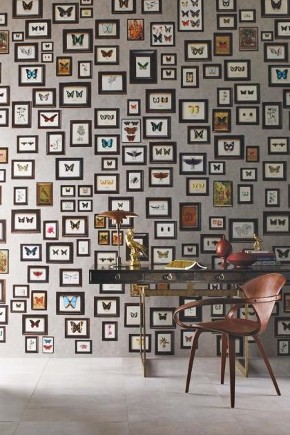 Matthew Williamson Narissa Butterfly Wallpaper
