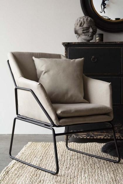 Minimalist Scandi Armchair