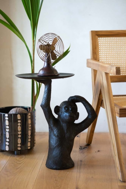 Lifestyle image of the Cheeky Monkey Display Table