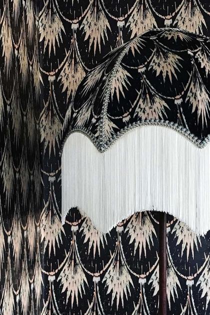 Anna Hayman Designs Pearl Lamp Shade