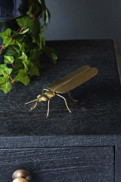 Brass Bug Ornament