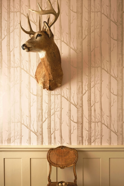 Cole & Son Whimsical Collection - Woods Wallpaper - 3 Colours Available