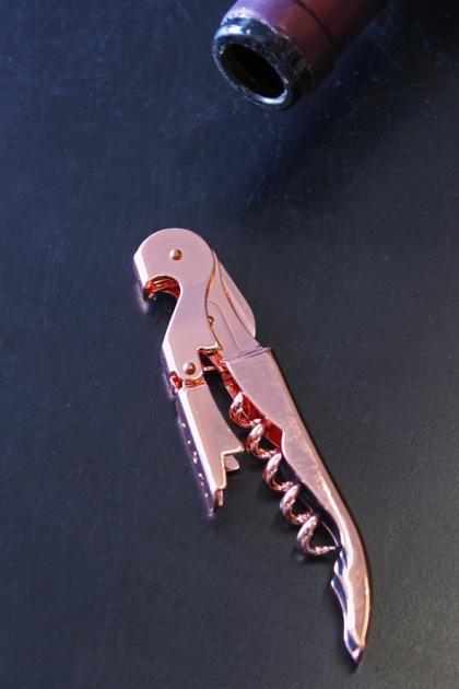 Mercer Copper Corkscrew