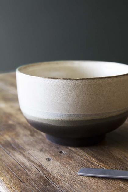 Earthenware Ceramics Rock Bowl