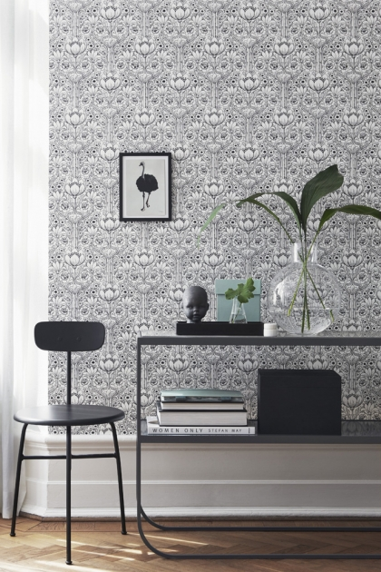 Engblad & Co Rosegarden Wallpaper - 3 Colours Available