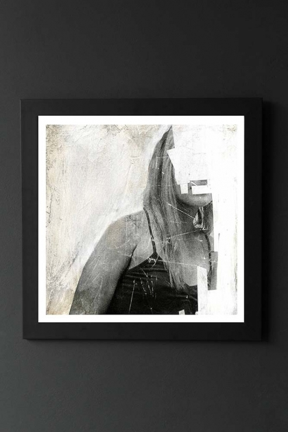 Faceless No 3 - Fine Art Print