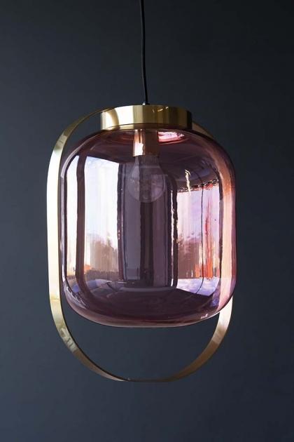 Jupiter Blush Pink Pendant Light