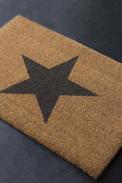 Large Star Doormat