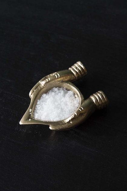 Lotus Salt Bowl