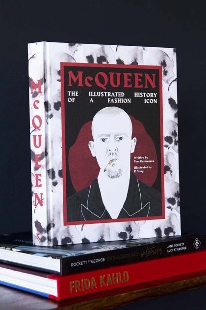 McQueen: The Illustrated History Of A Fashion Icon