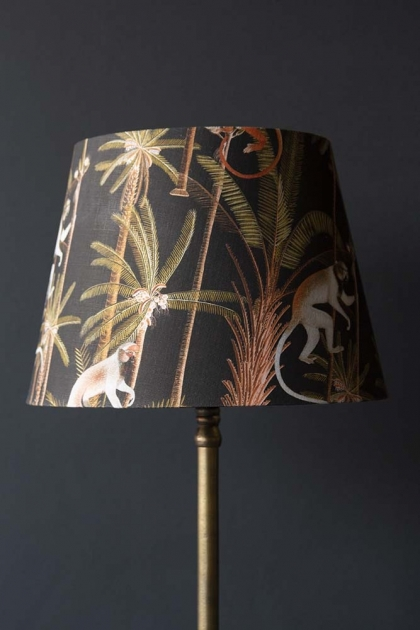 Mind The Gap Barbados Cone Lamp Shade