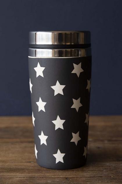 Oh La La Stars Travel Mug