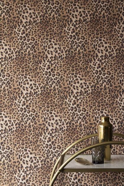 Rockett St George Leopard Love Wallpaper
