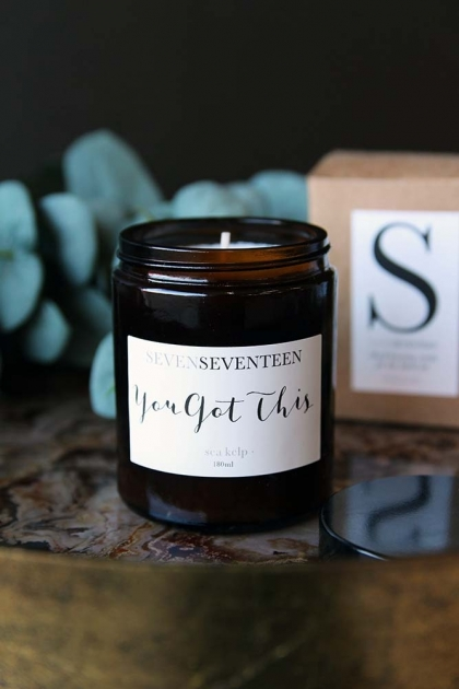 You Got This Sea Kelp Candle