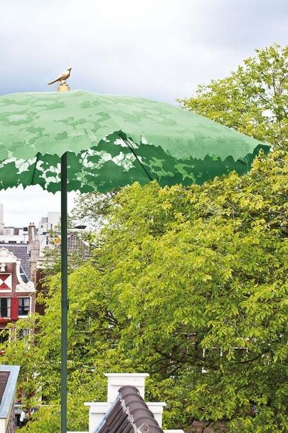 Shadylace Parasol - Green