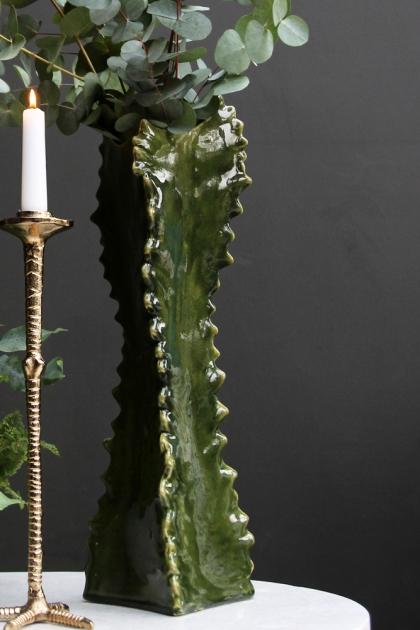 Texas Cactus Vase