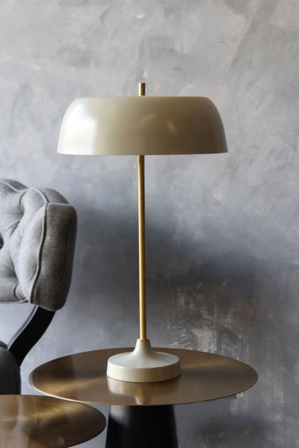 Ventura Table Lamp - Bone