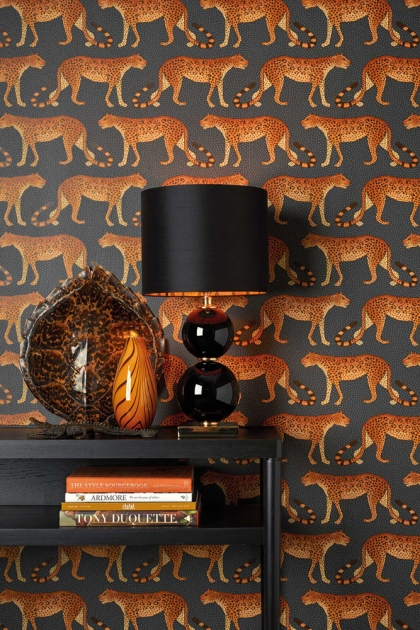 Cole & Son - The Ardmore Collection - Leopard Walk