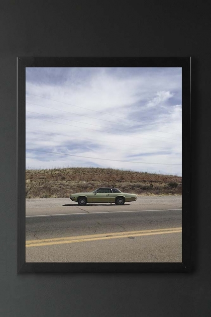 Unframed Bisbee Roadside Art Print