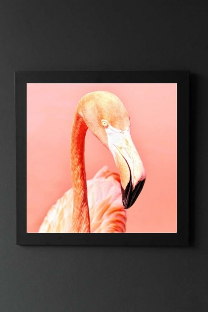 Unframed Pink Paradise Fine Art Print
