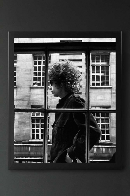 Unframed Bob Dylan May 1966 Art Print