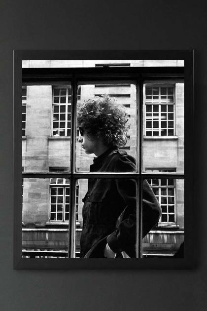 Unframed Bob Dylan May 1966 Art Print