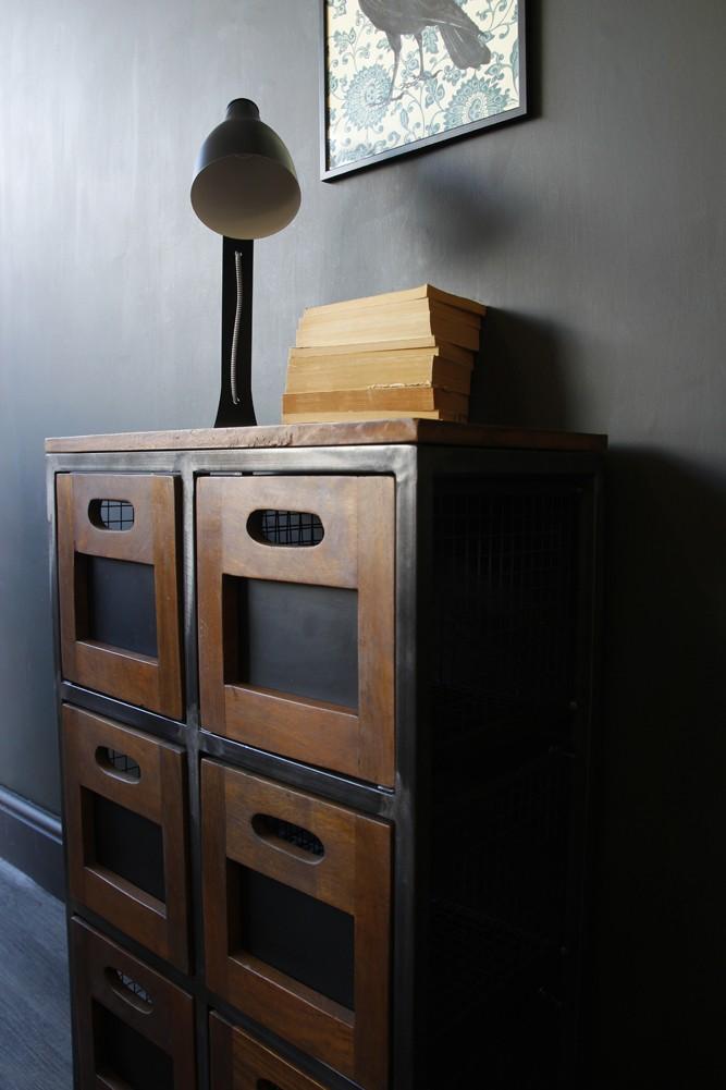 Hudson 6 Drawer Wooden Storage Chest Of Drawers Rockett St