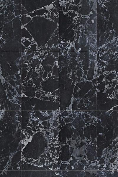 Nlxl Phm 51a Black Marble Wallpaper By Piet Hein Eek
