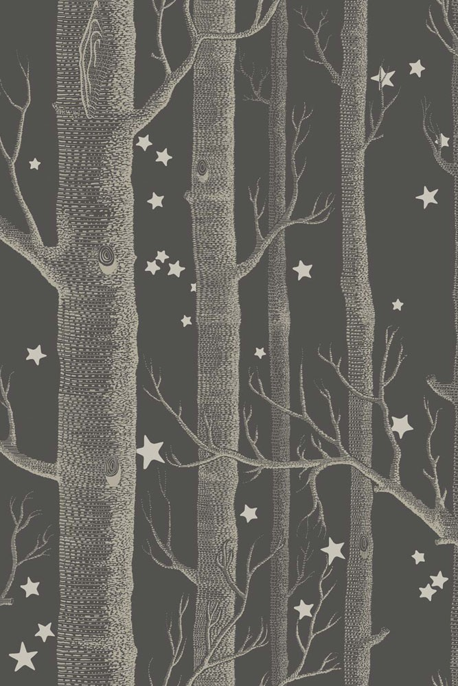 cole son whimsical collection colour woods stars wallpaper 3