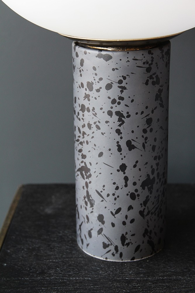Black And White Bedside Table Lamps