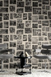 Andrew Martin Rockefeller Wallpaper - 2 Colours Available