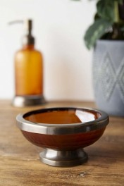 Apothecary Style Soap Dish