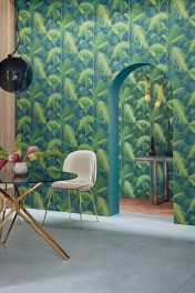 Cole & Son Icons Collection - Palm Jungle Wallpaper - 4 Colours Available