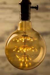 E27 3W Giant Star Globe LED Bulb