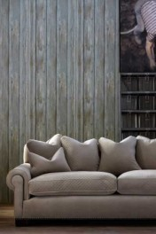 Andrew Martin Engineer Collection - Timber Wallpaper - 2 Colours Available