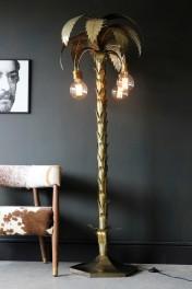 Palm Tree Floor Light