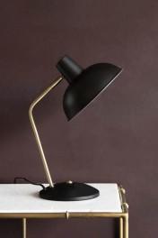 Retro Desk Lamp - Matt Black