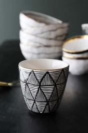 Ceramic Capetown Cup